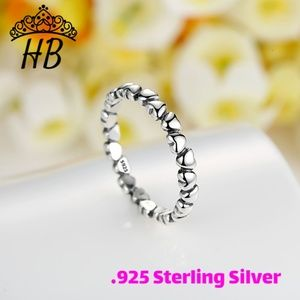 Romantic Heart Ring 925 Sterling silver